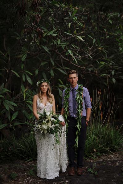 Amanda + Chris