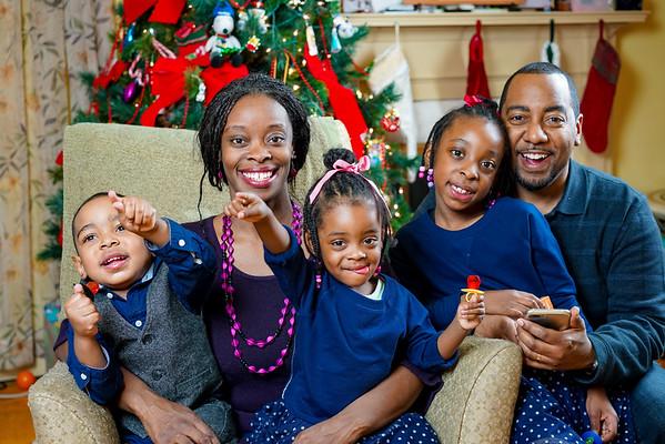 2016 Christmas Family Photos