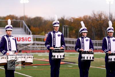 Louisburg Drumline