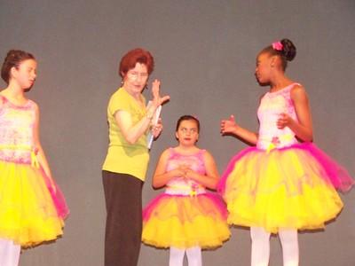 Maya Tap Dance Age 8