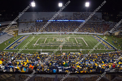 WVU vs Iowa State - November 30, 2013 - Halftime