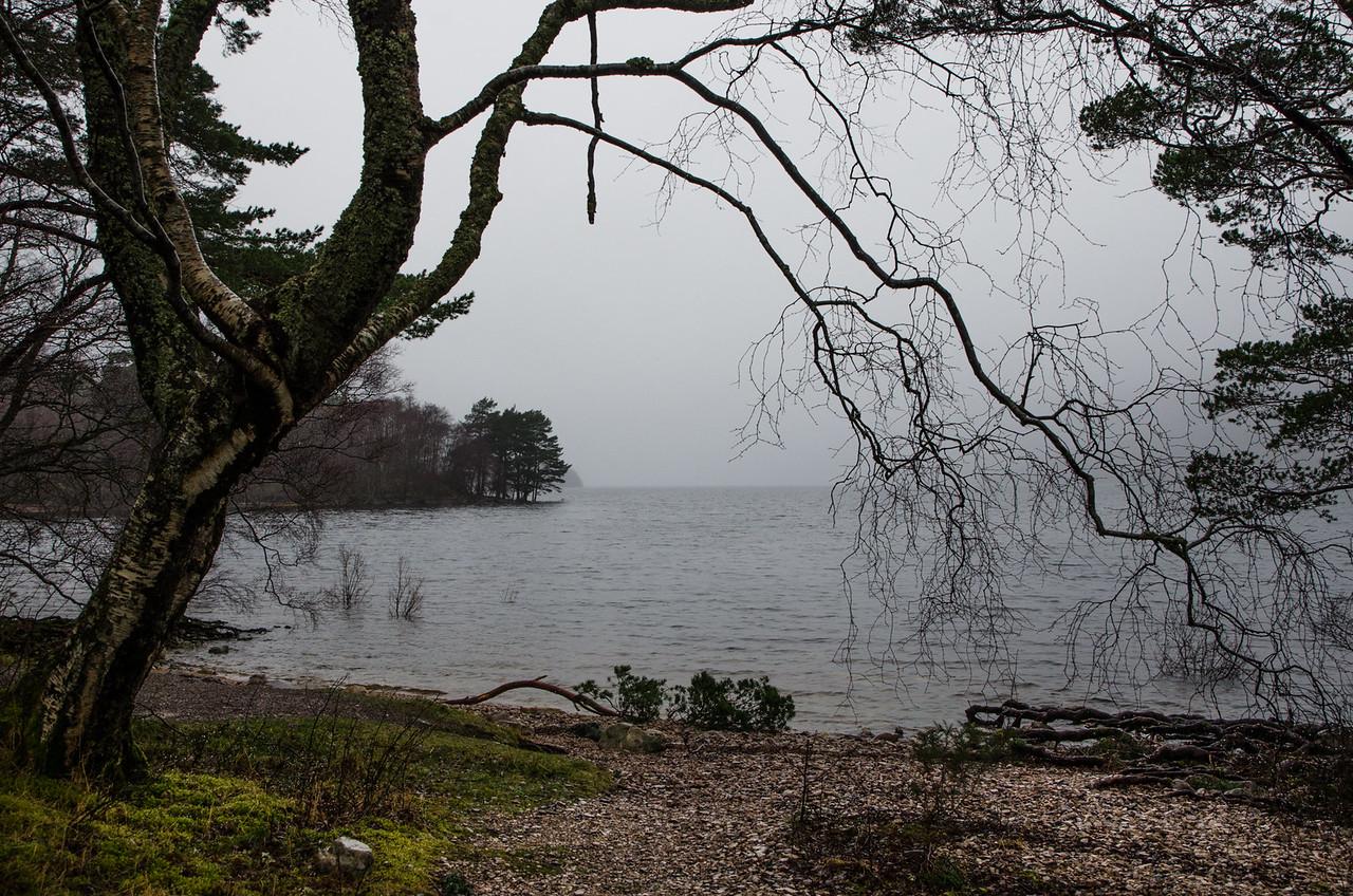 NC500 - Applecross - Loch Maree