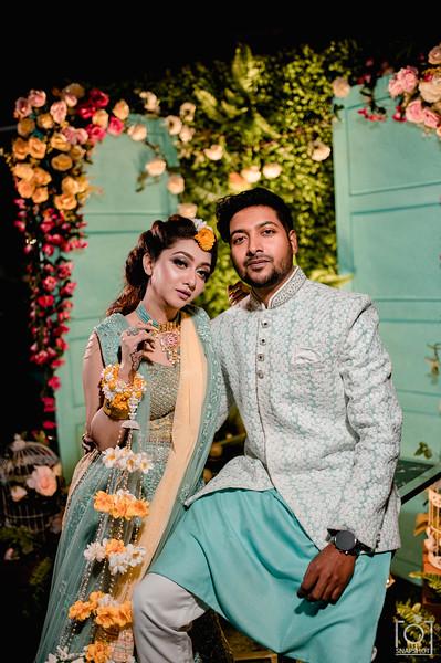 Ishrat & Kamrul Holud