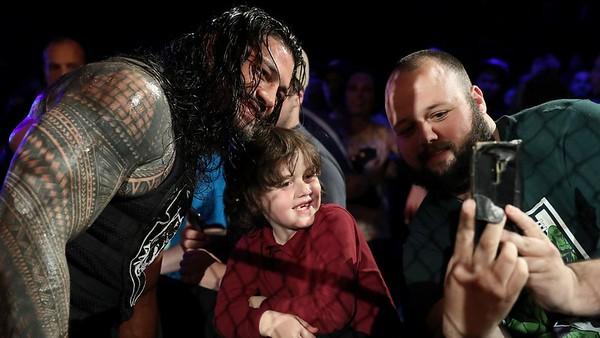 Roman Reigns - Digitals WWE Live Australia 2019