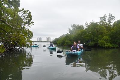9AM Mangrove Tunnel Kayak Tour - Moody & Folstrom