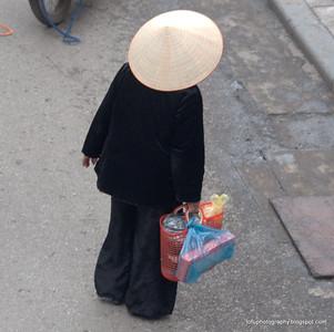 Old quarter Hanoi pt 2 - January 2012