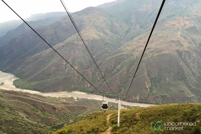 Chicamocha Canyon Gondola Ride - Colombia