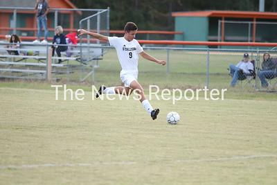 ECHS vs. SCHS mens soccer