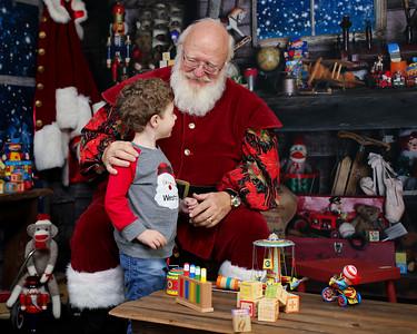 Weston Santa Mini 2018