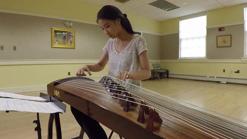 2018-06-09 Video-Guzheng Students Recital