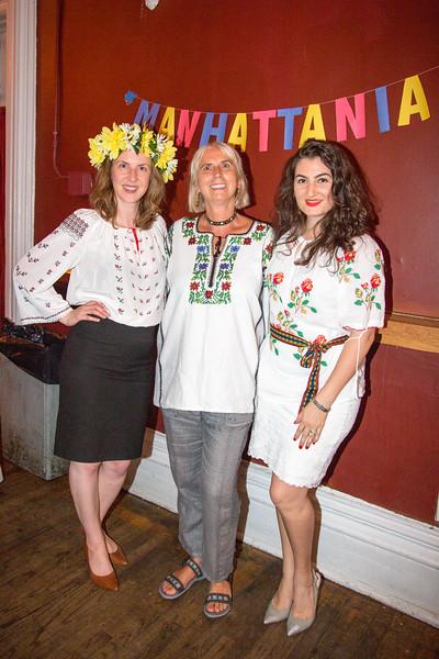 Celebrating iea romaneasca - June 24, 2015