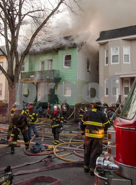 East Orange NJ  March 17, 2013