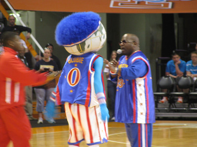 March 23-25 (Harlem Globetrotters, UT Baseball)