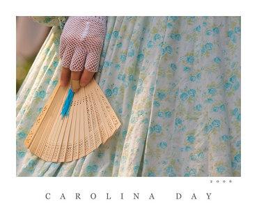 Carolina Day:  The Battery, Charleston, SC