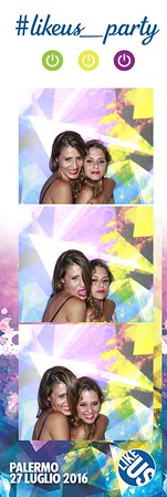 LIKESUS_PARTY PHOTOBOOTH
