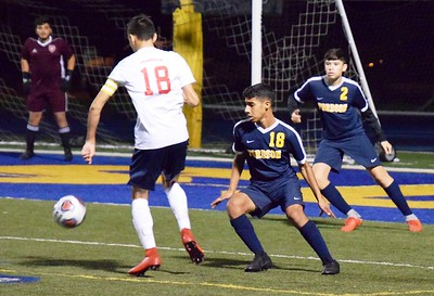 HS Sports - Livonia Franklin at Fordson Boys' Soccer