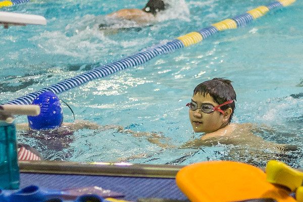 2017-05-07 Tim Swim Practice