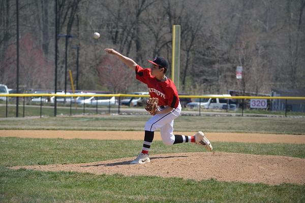 JV Baseball vs. Neumann Goretti