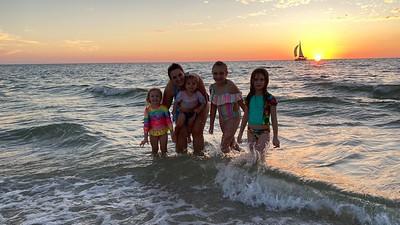 Evans Family Florida Trip 2020