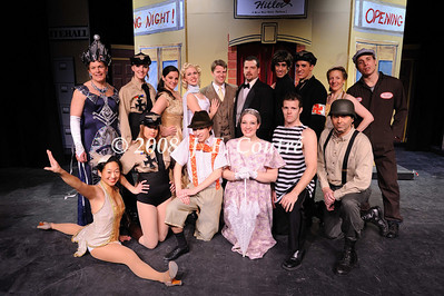 The Producers - Cast & Characters