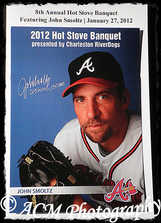 2012 Hot Stove Banquet with John Smoltz
