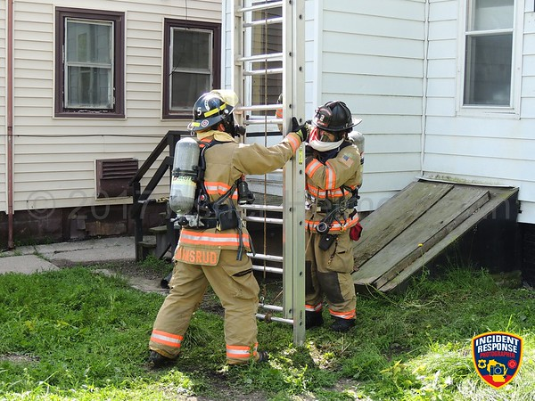 Sheboygan Fire Department Training on June 15, 2017