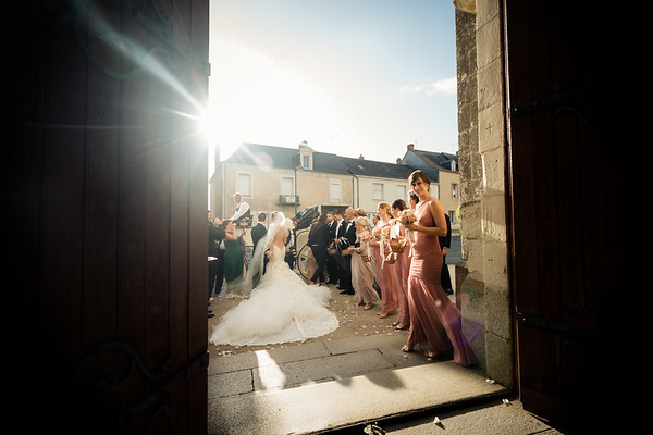 Aaron + Yulia // Wedding in Paris 2