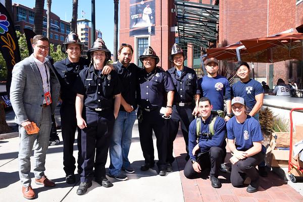 2018 SF Giants - Firefighters Appreciation Night