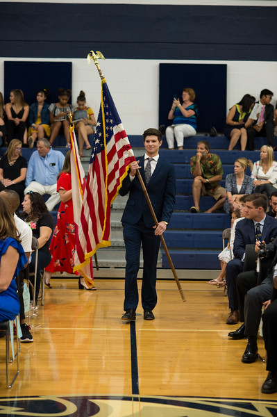 Upper Division Honor Ceremony and Commencement 2019