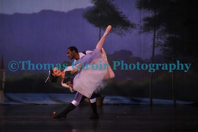 Beauty & The Beast Dress Rehearsal