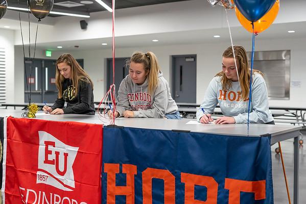 LAX Signing Day