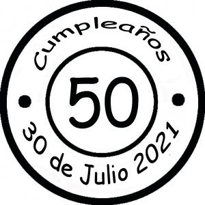 Matilde 50 cumpleaños
