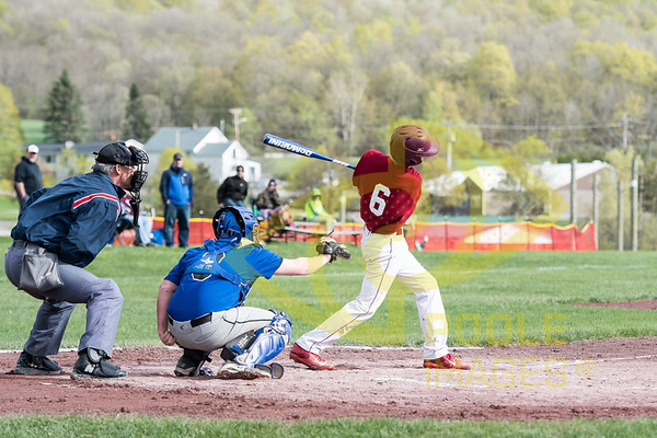 Commodores vs. Spaulding 5/3/2017