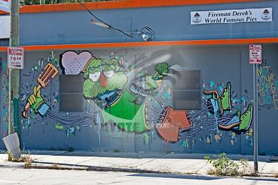 11/12/2013 - Wynwood Walls, Miami, FL