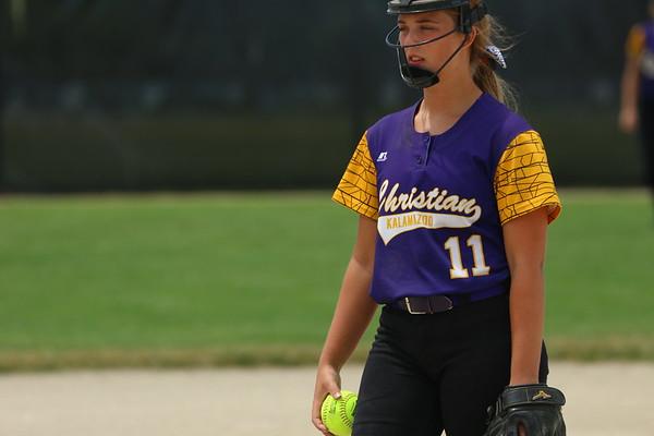 Softball Regionals vs. Decatur - KCHS - 6/10/17