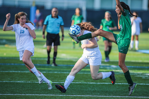 RE Girls' Soccer vs. St. Brendan, 2016