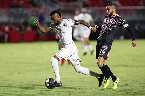 Phoenix Rising vs. Las Vegas Lights FC
