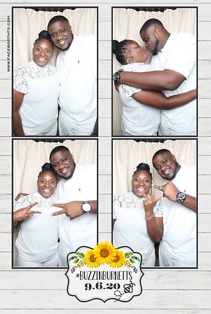Buzzin Burnett's Wedding