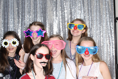 Jennifer's Bat Mitzvah 5/19