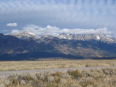 Crossing the USA - Grand Tetons & Yellowstone