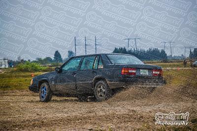 MR #377 Black 1993 Volvo 940
