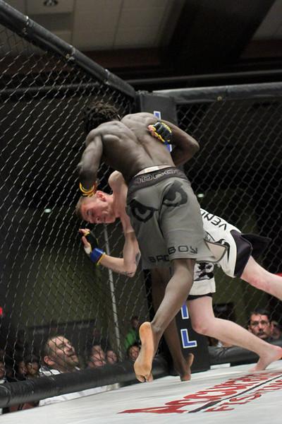 Mike Jokondo vs Eugene Stangel