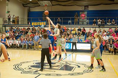 Girls Weber JH Championship Game