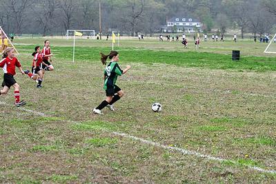 Marissa 2009 Soccer photos