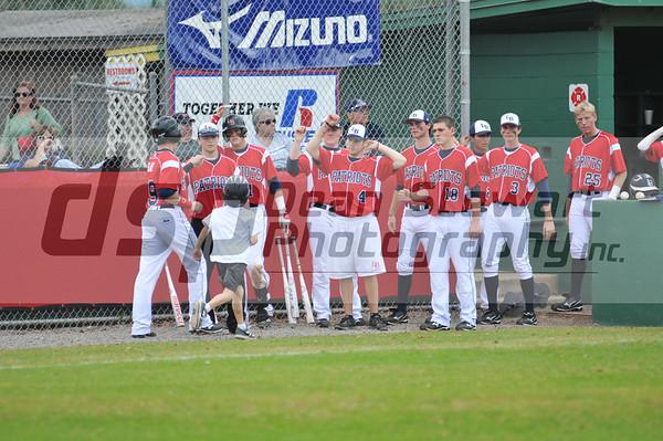 Lake Brantley Varsity Baseball 2-18-12