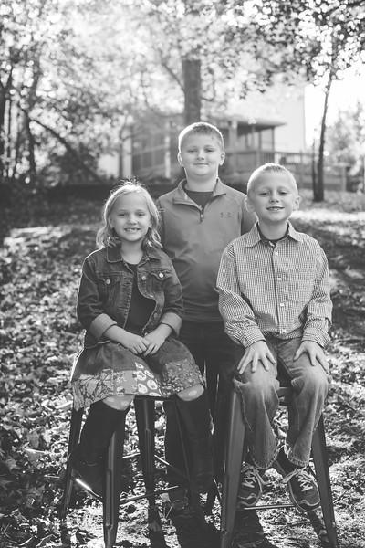 The Wright Family: Fall 2014