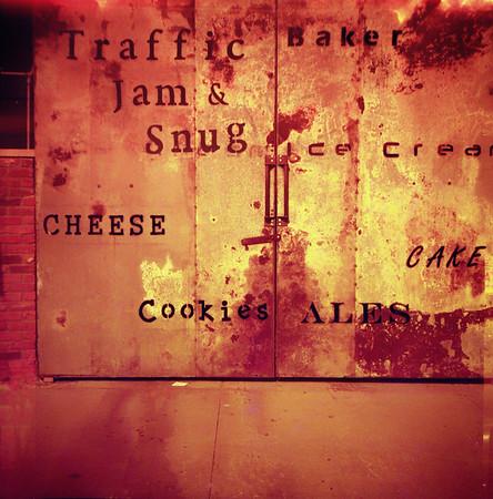 Cheese cookies ales cake