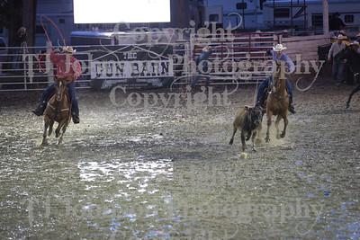 2014 Dayton Rodeo Team Roping - Friday
