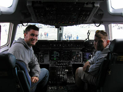 McChord Air Show - Tacoma WA - July 2003