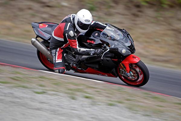 Aprilia - Red Black RSV